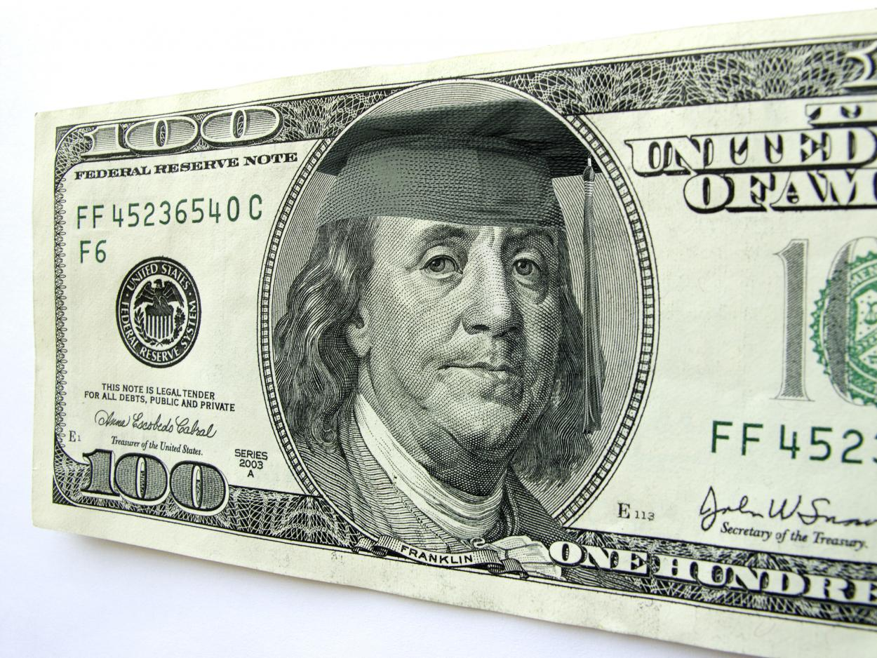 Diminishing effect of Pell Grant, high cost of higher education.