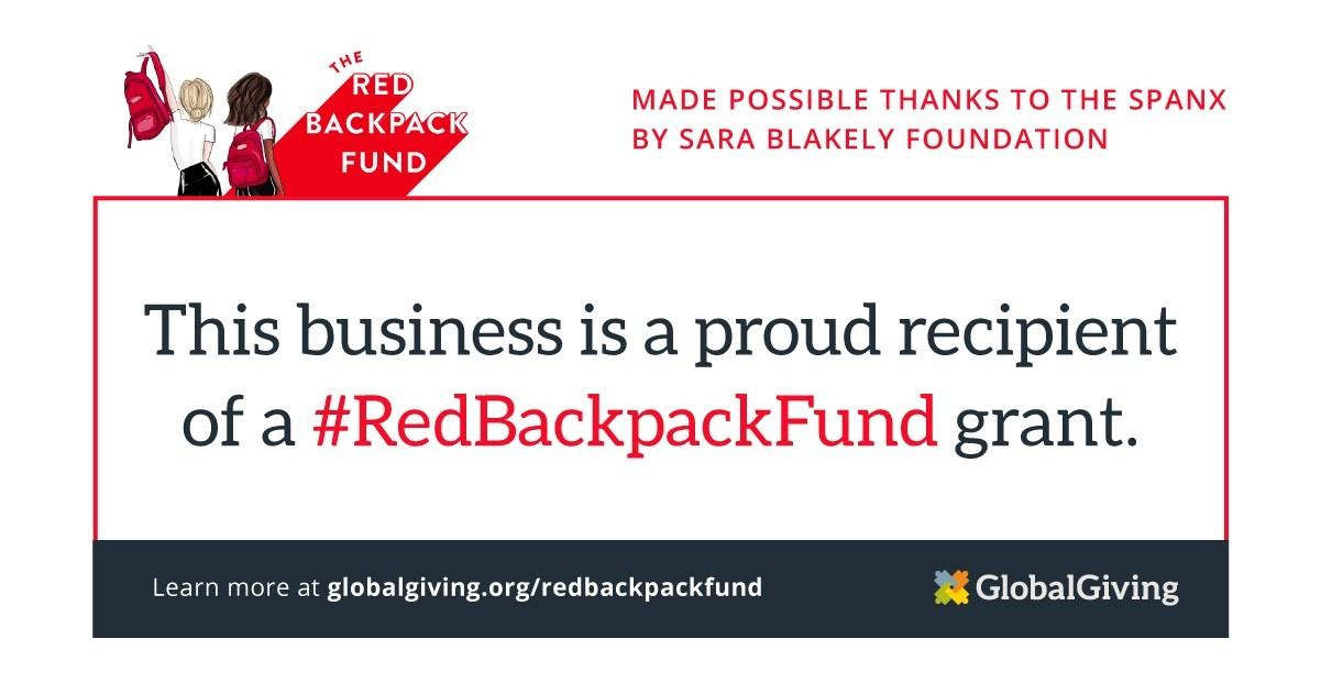 SightLine Selected As Red Backpack Fund Recipient, Receives $5,000 Grant From The Spanx by Sara Blakely Foundation To Combat COVID-19 Crisis